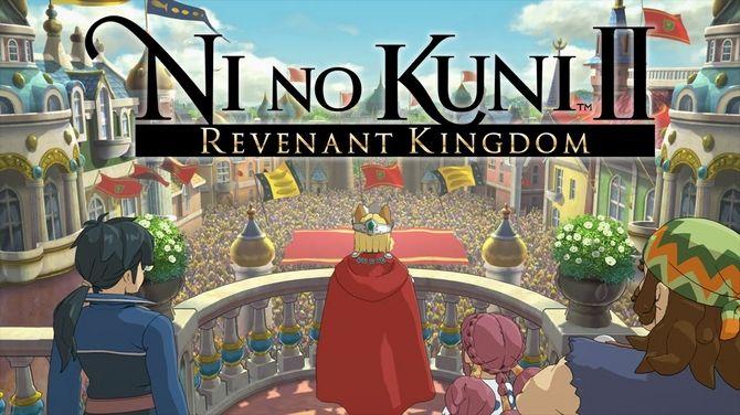 PS4『二ノ国2 レヴァナントキングダム』の発売日が2017年11月10日に決定!