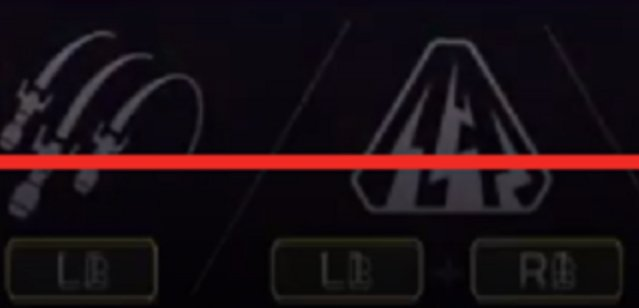 アンセムのPS4の操作に書き換えられた映像