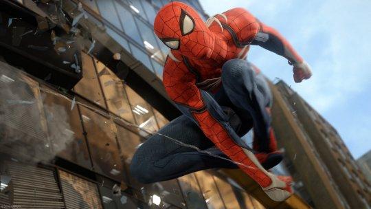 Insomniac「おまえら、PS4『スパイダーマン』の凄いグラフィックはムービーだと思ってた?」
