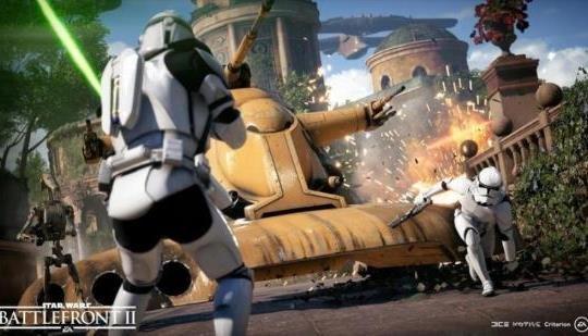 『スターウォーズバトルフロント 2』がXbox One X Enhancedタイトルに!Xbox One Xでネイティブ4K 60fpsキタアアアアアア