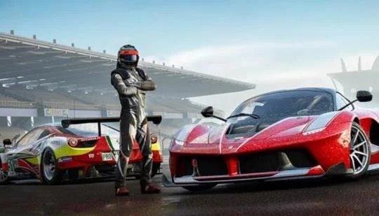 『フォルツァモータースポーツ 7』 レビューポイント下り最速伝説 「見た目だけの中身の無いクソゲー」