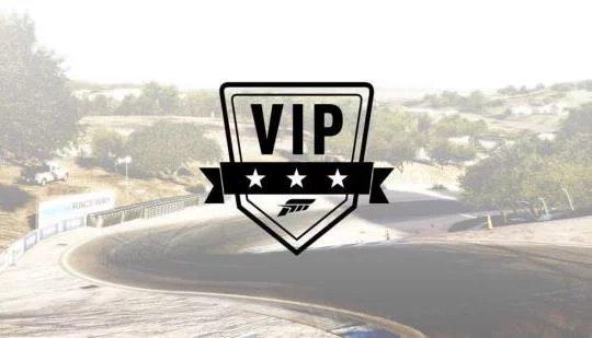 『フォルツァモータースポーツ 7』 VIP