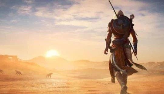 『アサシンクリードオリジンズ』にはXbox One X版だけの独占コンテンツ『Whole of Egypt』があることをユービーアイが明かす!
