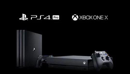 ソニーを猛追開始!Xbox One Xは2018年までに400万台を出荷する計画!いっぽうソニーはPS4 Proを500万台の出荷で対抗
