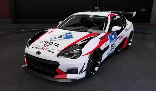 Forza7 TOYOTA GAZOO レーシング