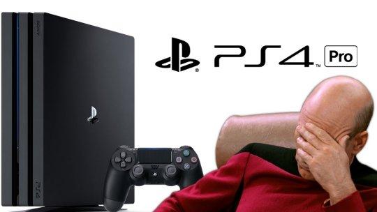 Xbox One Xが存在する世界ではPS4 Proがうまくいかない