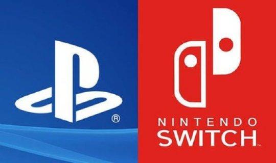 PS4 VS スイッチ