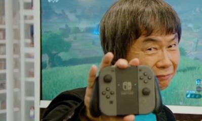 任天堂宮本茂氏の究極の野望「ニンテンドースイッチを1人1台だ。」1億台売れたWii越えに自信