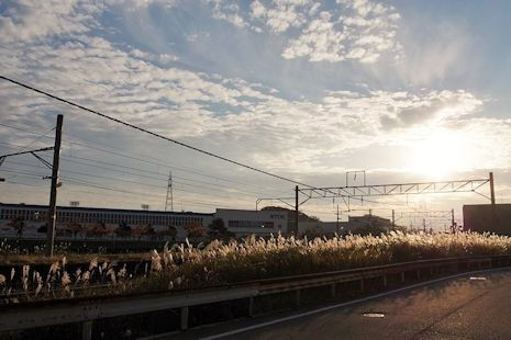 にかほ駅前