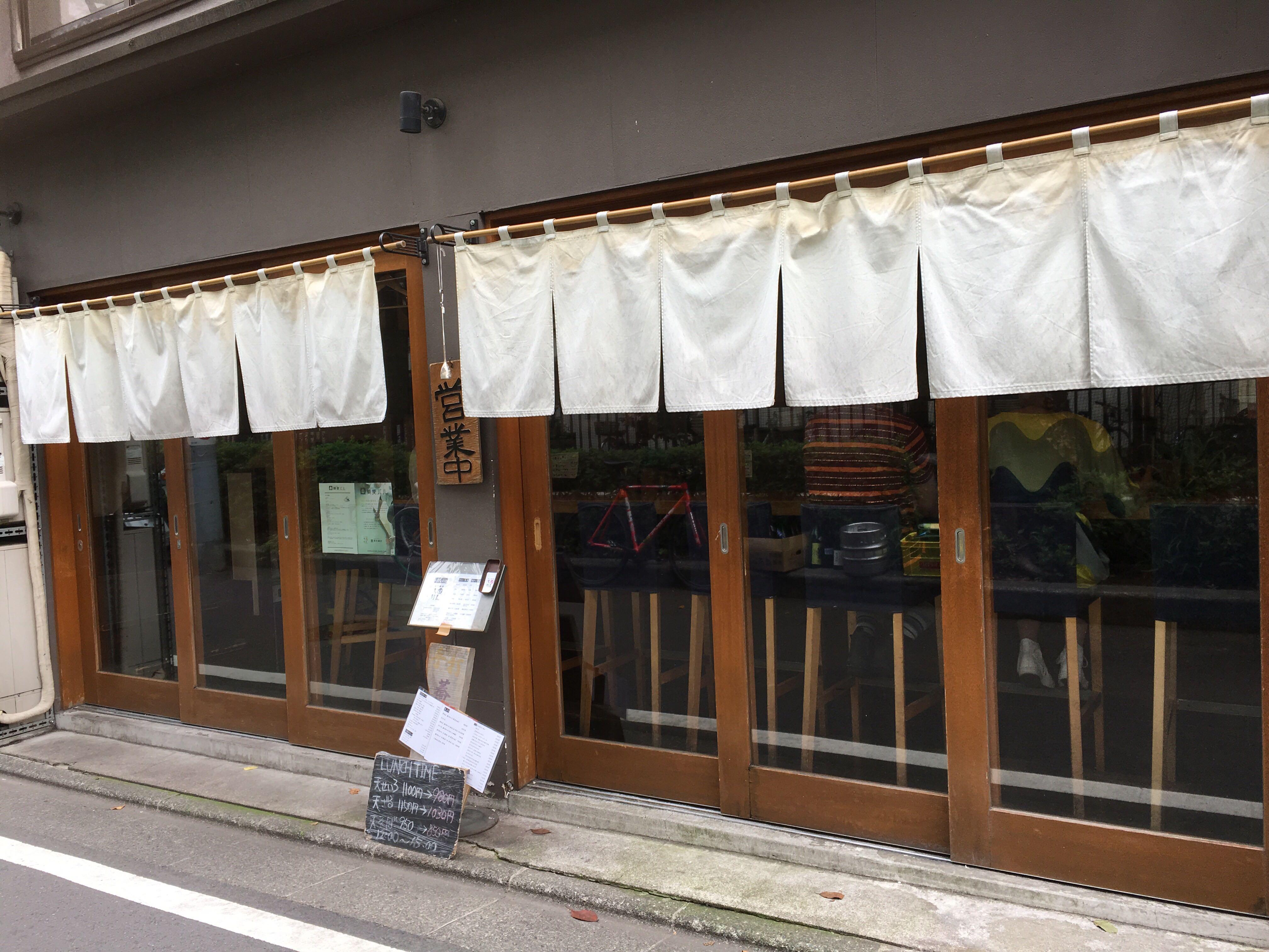 【武蔵小山グルメ探訪】手打蕎麦 ちりん