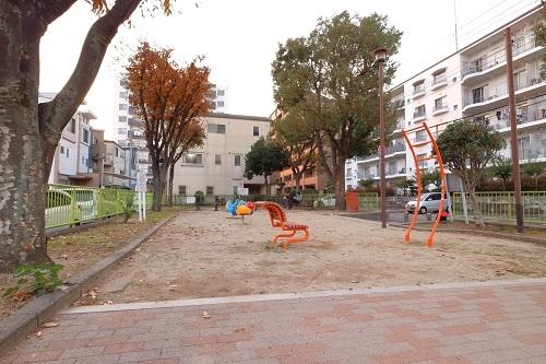 西の坪公園1