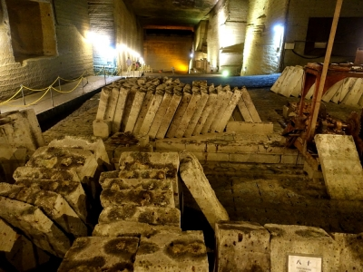 宇都宮市 大谷資料館 地下採掘場跡