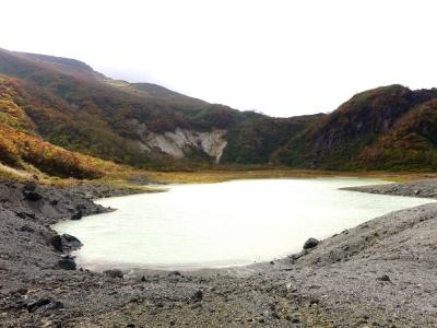 栗駒山 昭和湖
