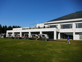 北海道GCクラブハウス1