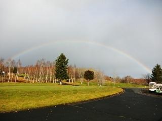トムソンから虹