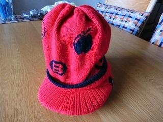 カッターバック帽子