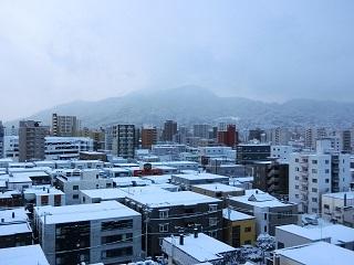 もうこの雪
