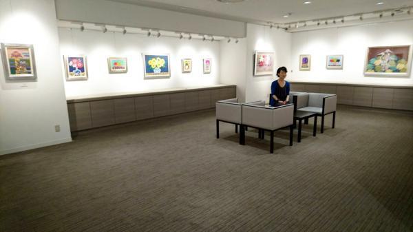 大西敦子絵画展