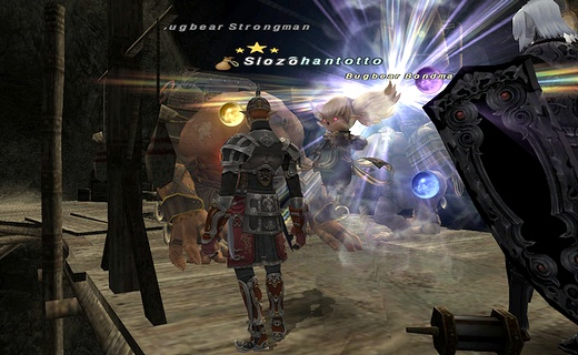 Bugbear Strongman: YamatakuのFF11プレイ日記 in Gilgamesh