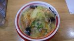をかべ 野菜ちゃんぽん1日盛り 17.12.10