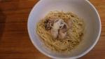 coi.coi 週末限定 牡蛎のアヒージョ和え麺 18.1.28