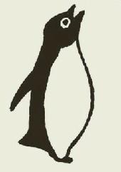 銀色ペンギン