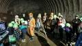 2トンネル内の見学
