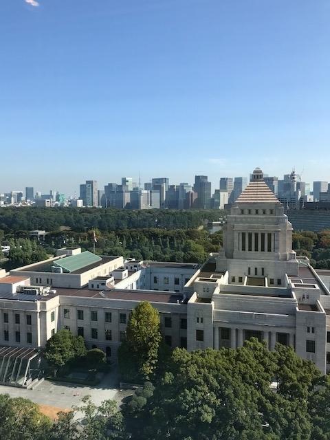 国会議事堂20171026