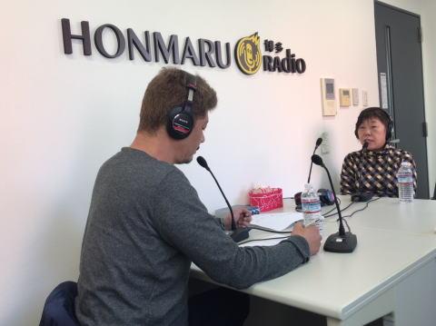 ラジオ収録11