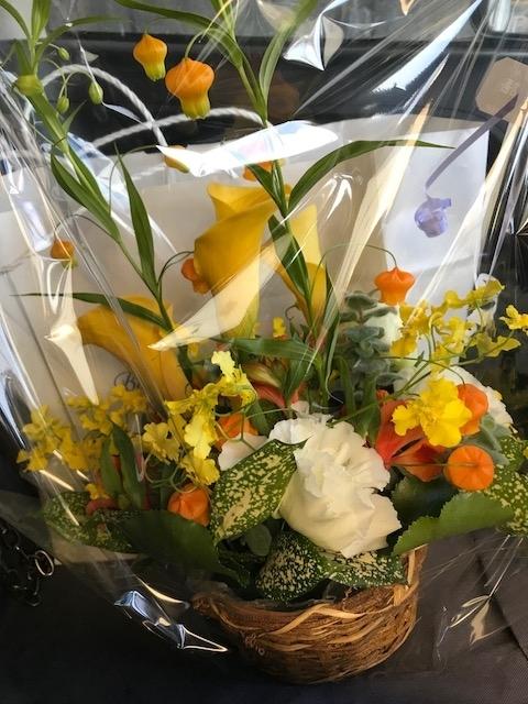パパへのお花
