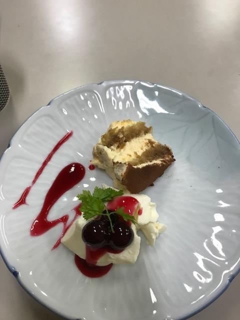 グレースパーティ食事3