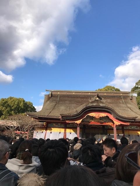 天満宮本殿2018101