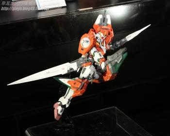 RG ダブルオーガンダム セブンソードG インスぺクション 全日本模型ホビーショー2017 0206