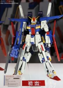MG 強化型ダブルゼータガンダム Ver.Ka 全日本模型ホビーショー2017 0303