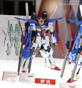 MG 強化型ダブルゼータガンダム Ver.Ka 全日本模型ホビーショー2017 0306
