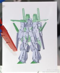 MG 強化型ダブルゼータガンダム Ver.Ka 全日本模型ホビーショー2017 0310
