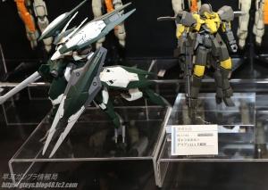 HG ギャラルホルン アリアンロッド艦隊 全日本模型ホビーショー2017 0709