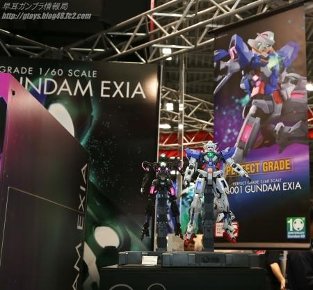 PG ガンダムエクシア 全日本模型ホビーショー2017 0801