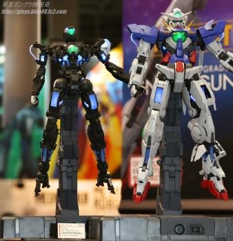 PG ガンダムエクシア 全日本模型ホビーショー2017 0811