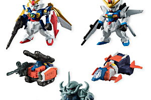 FW GUNDAM CONVERGE SELECTION [LIMITED COLOR]t