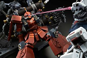 "MG 高機動型ザク ""サイコ・ザク"" (GUNDAM THUNDERBOLT版) ラストセッションVer.t"