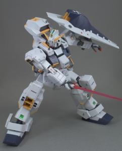 MG ガンダムTR-1[ヘイズル改]のレビュー4