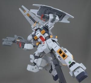 MG ガンダムTR-1[ヘイズル改]のレビュー2