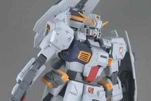 MG ガンダムTR-1[ヘイズル改]のレビューrt3