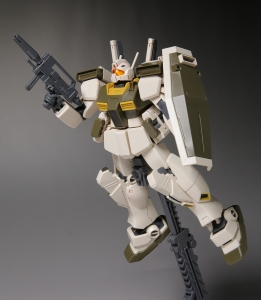 HGUC ジムIII (ユニコーンデザートカラーVer.)2