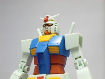 ROBOT魂 RX-78-2 ガンダム ver. A.N.I.M.E. ~ファーストタッチ2500~」レビュー5