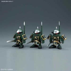 BB戦士405 胡軫ギャン部隊兵(董卓軍)2