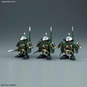 BB戦士407 董卓ザク部隊兵(董卓軍)2