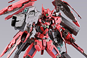METAL BUILD ガンダムアストレア TYPE-F (GN HEAVY WEAPON SET)t