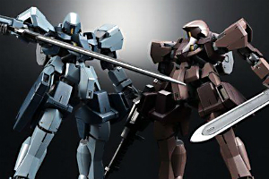 HG グレイズ(地上戦仕様) ツインセットt (2)
